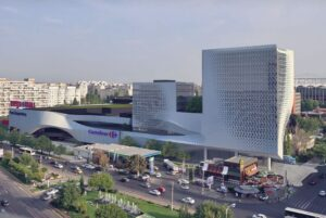 Mega Mall Bucharest  , a mega challenge done with success